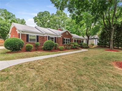 Cotswold Single Family Home For Sale: 1201 S Wendover Road