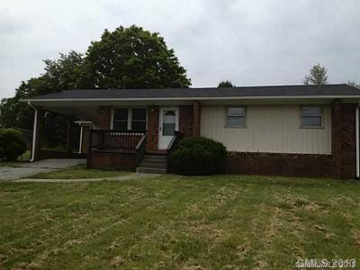 Kannapolis Single Family Home For Sale: 6157 Avalon Drive