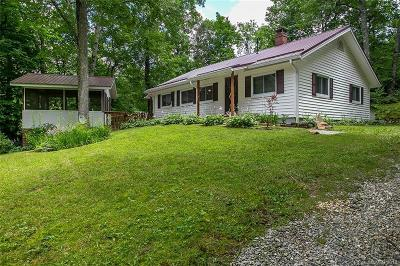 Transylvania County Single Family Home Under Contract-Show: 2886 Slick Fisher Road