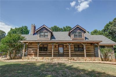 Monroe Single Family Home For Sale: 3014 Haigler Road