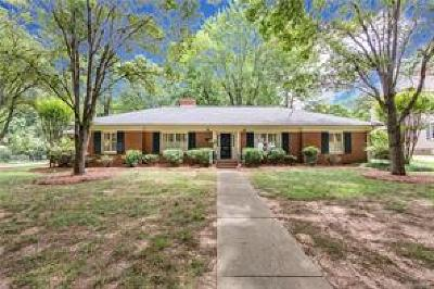 Charlotte Single Family Home For Sale: 3217 Colony Road