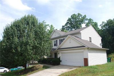 Charlotte NC Single Family Home For Sale: $180,000