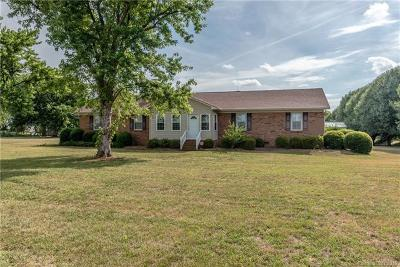 Concord Single Family Home For Sale: 5113 Blackwelder Road