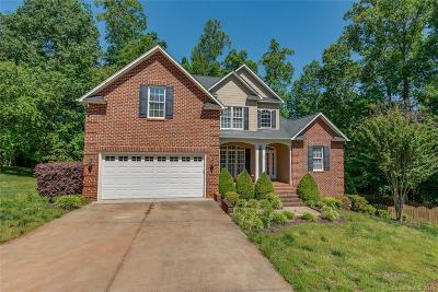 Rutherfordton Single Family Home For Sale: 109 Col Hamptons Court