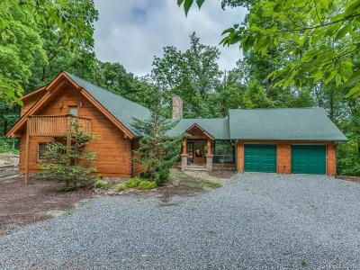 Lake Lure Single Family Home For Sale: 137 Matho Trace