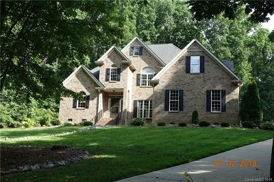Mooresville Single Family Home For Sale: 171 Greenbay Road