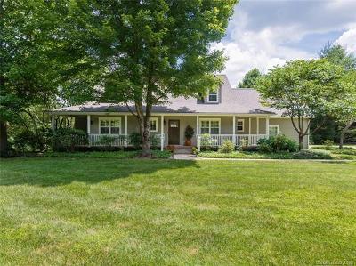 Hendersonville Single Family Home For Sale: 9 Willow Valley Lane
