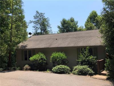 Lake Lure Single Family Home For Sale: 194 Bonnie Lee Lane
