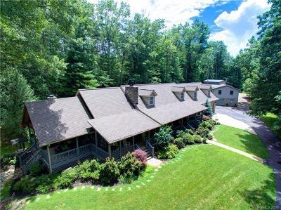 Mars Hill Single Family Home For Sale: 234 Sam Fox Road