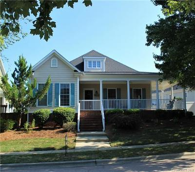 Cabarrus County Single Family Home For Sale: 5650 Fetzer Avenue NW #110