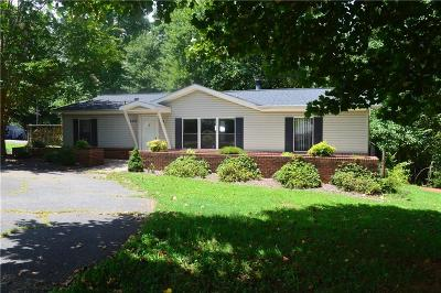 Catawba Single Family Home Under Contract-Show: 4489 Lakehill Drive