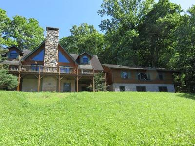 Waynesville Single Family Home For Sale: 111 Sams Trail