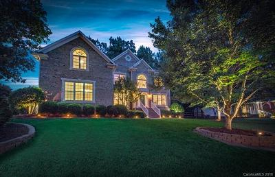 Waxhaw Single Family Home For Sale: 5512 Silver Creek Drive