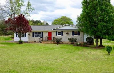 Mooresville, Cornelius, Huntersville, Denver, Sherrills Ford Single Family Home Under Contract-Show: 189 Parkertown Road