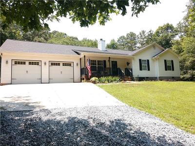 Lincoln County Single Family Home Under Contract-Show: 254 SW Low Bridge Road SW