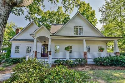 Southpark, Myers Park Single Family Home For Sale: 1125 Princeton Avenue