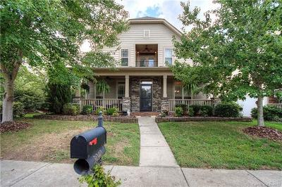 Matthews Single Family Home For Sale: 3040 Ivy Brook Place