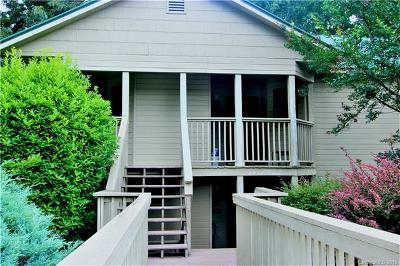 Lake Lure Condo/Townhouse For Sale: 160 Whitney Boulevard #56