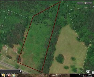 Anson County Residential Lots & Land For Sale: 5052 Highway 74 Highway W