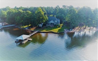 Mooresville Single Family Home For Sale: 295 Lake Mist Drive #L19