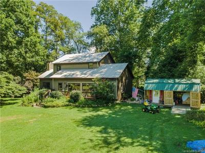 Waynesville Single Family Home For Sale: 55 Roth Stream Drive