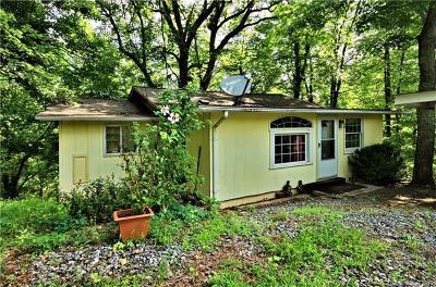 Lake Lure Single Family Home For Sale: 254 Seton Road