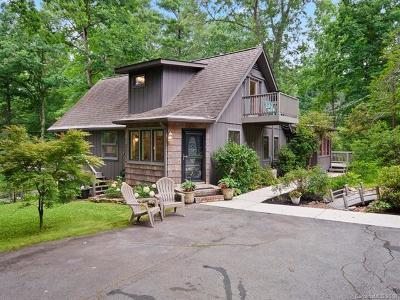 Hendersonville Single Family Home For Sale: 651 Sunrise Drive