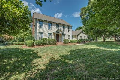 Gastonia Single Family Home For Sale: 1401 Heatherloch Drive
