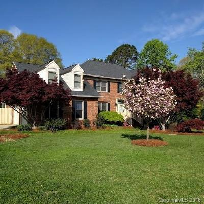 Gastonia Single Family Home For Sale: 3505 Brentwood Drive