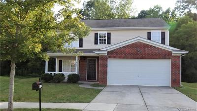 Charlotte NC Single Family Home For Sale: $209,900