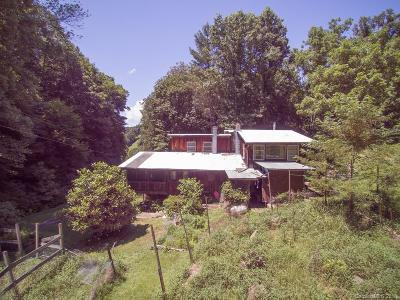 Single Family Home For Sale: 1476 Bee Branch Road