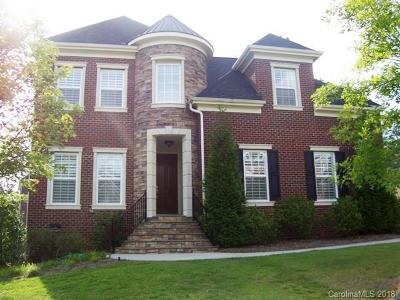 Charlotte NC Single Family Home For Sale: $489,000