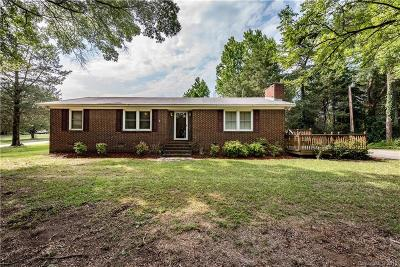 Single Family Home For Sale: 1517 Bowater Road