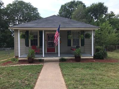 Kannapolis Single Family Home Under Contract-Show: 919 N Juniper Street