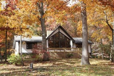 Hendersonville Single Family Home For Sale: 723 Burnside Trail