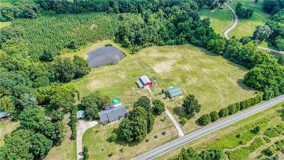 Statesville Single Family Home For Sale: 646 Longview Road
