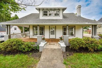 Troutman Single Family Home Under Contract-Show: 508 S Main Street