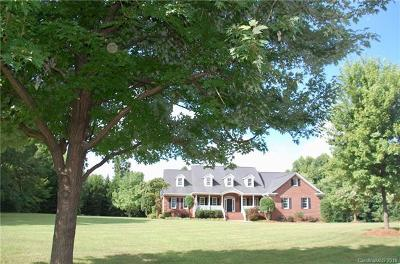 Waxhaw Single Family Home For Sale: 1400 Crane Road