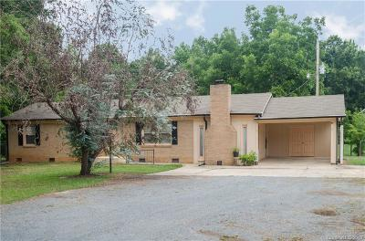 Waxhaw Single Family Home Under Contract-Show: 5805 Bigham Road