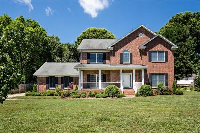 Mint Hill Single Family Home Under Contract-Show: 6011 Lebanon Road