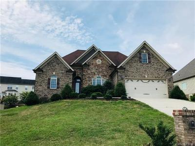 Hickory Single Family Home For Sale: 4765 Morning Glow Lane