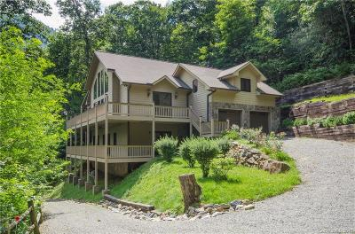 Waynesville Single Family Home For Sale: 1752 Winding Creek Drive