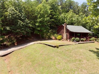 Bat Cave, Black Mountain, Chimney Rock, Columbus, Gerton, Lake Lure, Mill Spring, Rutherfordton, Saluda, Tryon, Union Mills Single Family Home For Sale: 373 Raleigh Drive