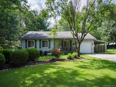 Fletcher Single Family Home Under Contract-Show: 60 Sunflower Lane