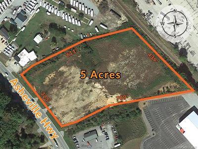 Hendersonville Residential Lots & Land For Sale: 6028-6034 Asheville Highway