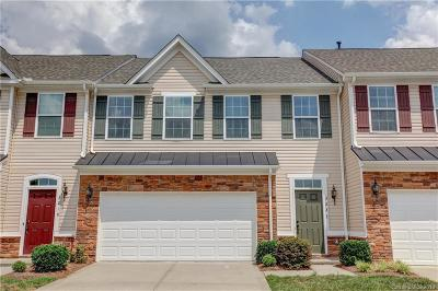 Charlotte NC Condo/Townhouse For Sale: $243,900