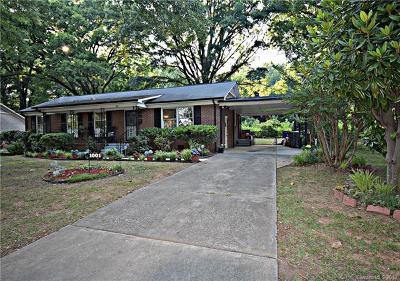 Single Family Home For Sale: 1001 Yuma Street
