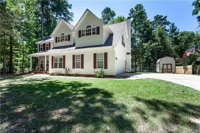 Mooresville Single Family Home For Sale: 382 Robinson Road #9