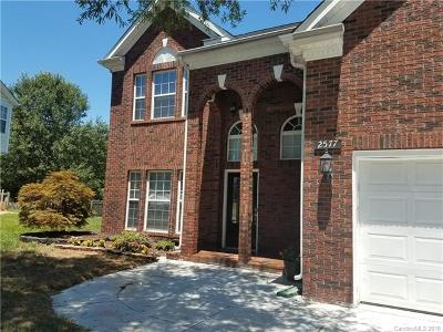 Concord NC Single Family Home Under Contract-Show: $224,900