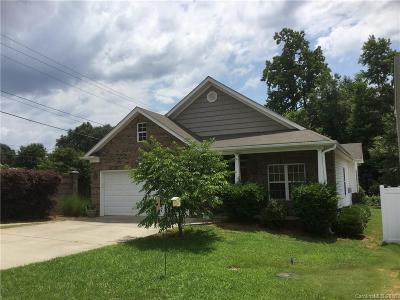 Troutman Single Family Home For Sale: 103 Aberdeen Drive